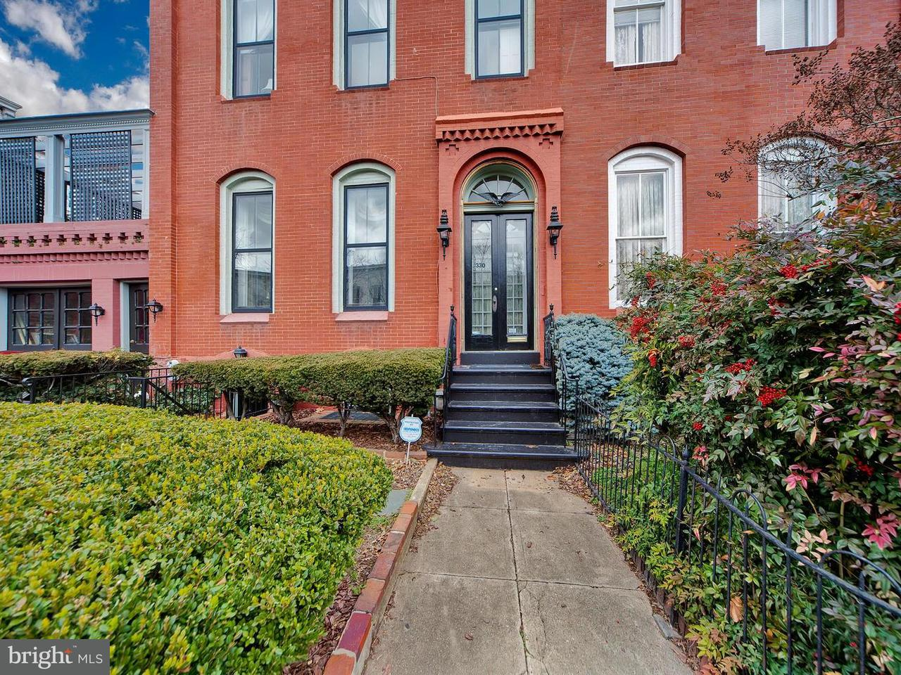 Additional photo for property listing at 330 A St SE  Washington, District Of Columbia 20003 United States