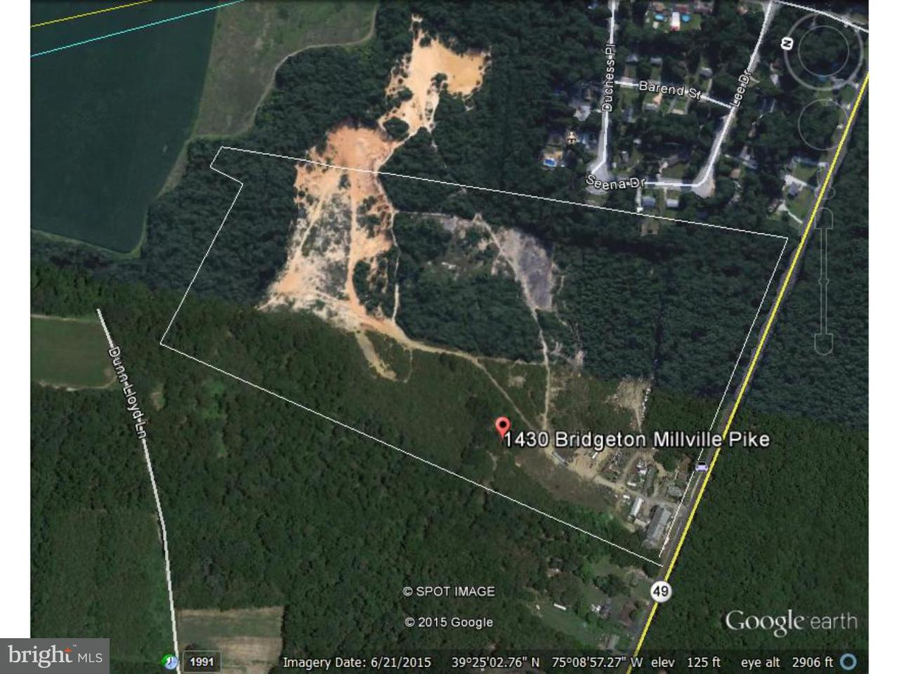 独户住宅 为 销售 在 1430 BRIDGETON MILLVILLE PIKE Millville, 新泽西州 08332 美国