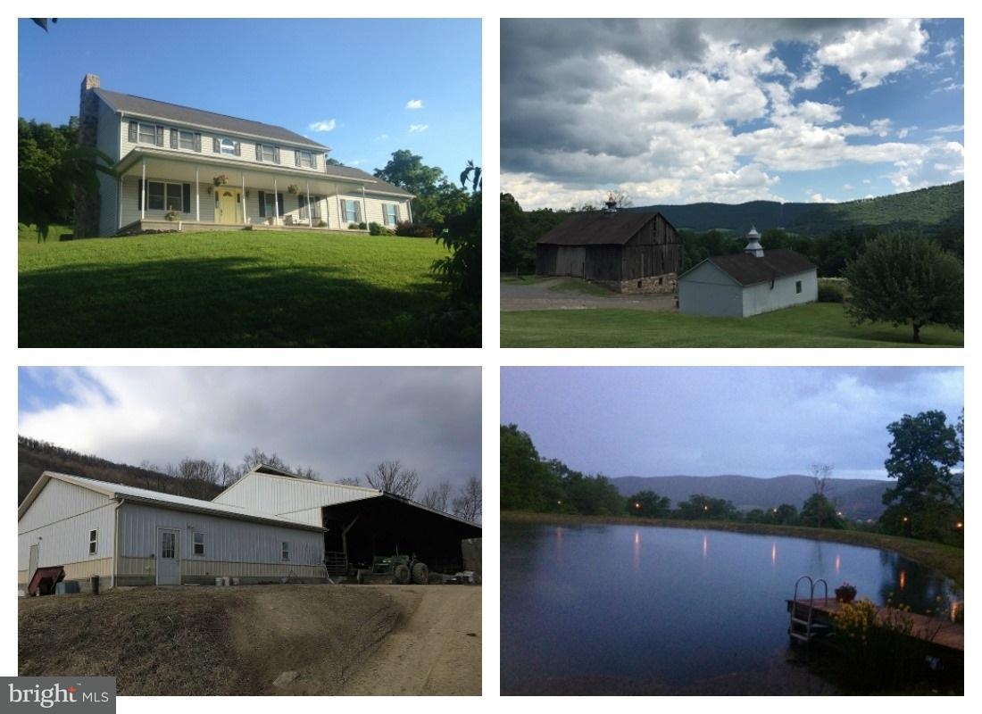 Farm for Sale at 16886 Mill Rd Spring Run, Pennsylvania 17262 United States