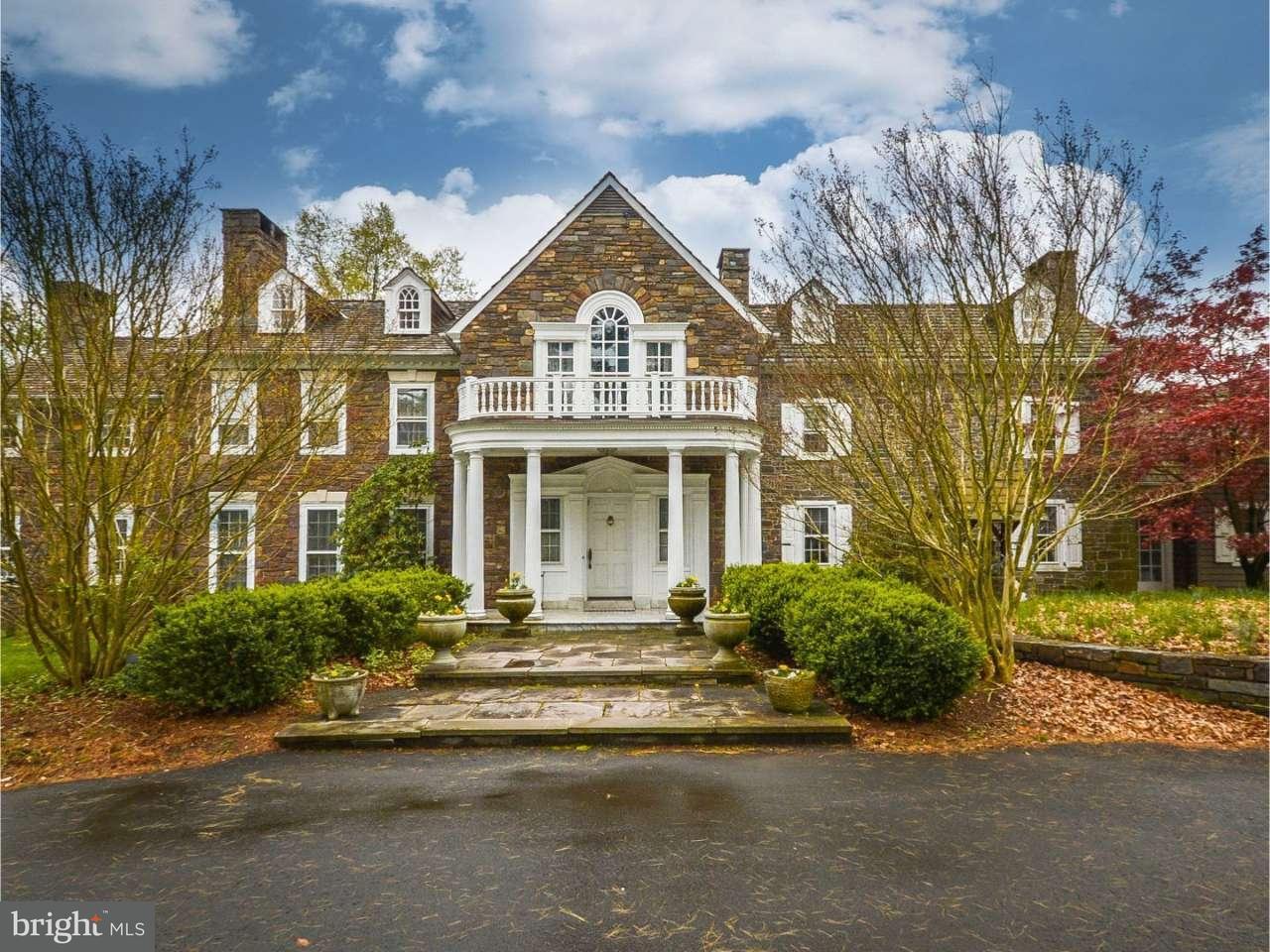 Частный односемейный дом для того Продажа на 1070 EAGLE Road Newtown, Пенсильвания 18940 Соединенные Штаты
