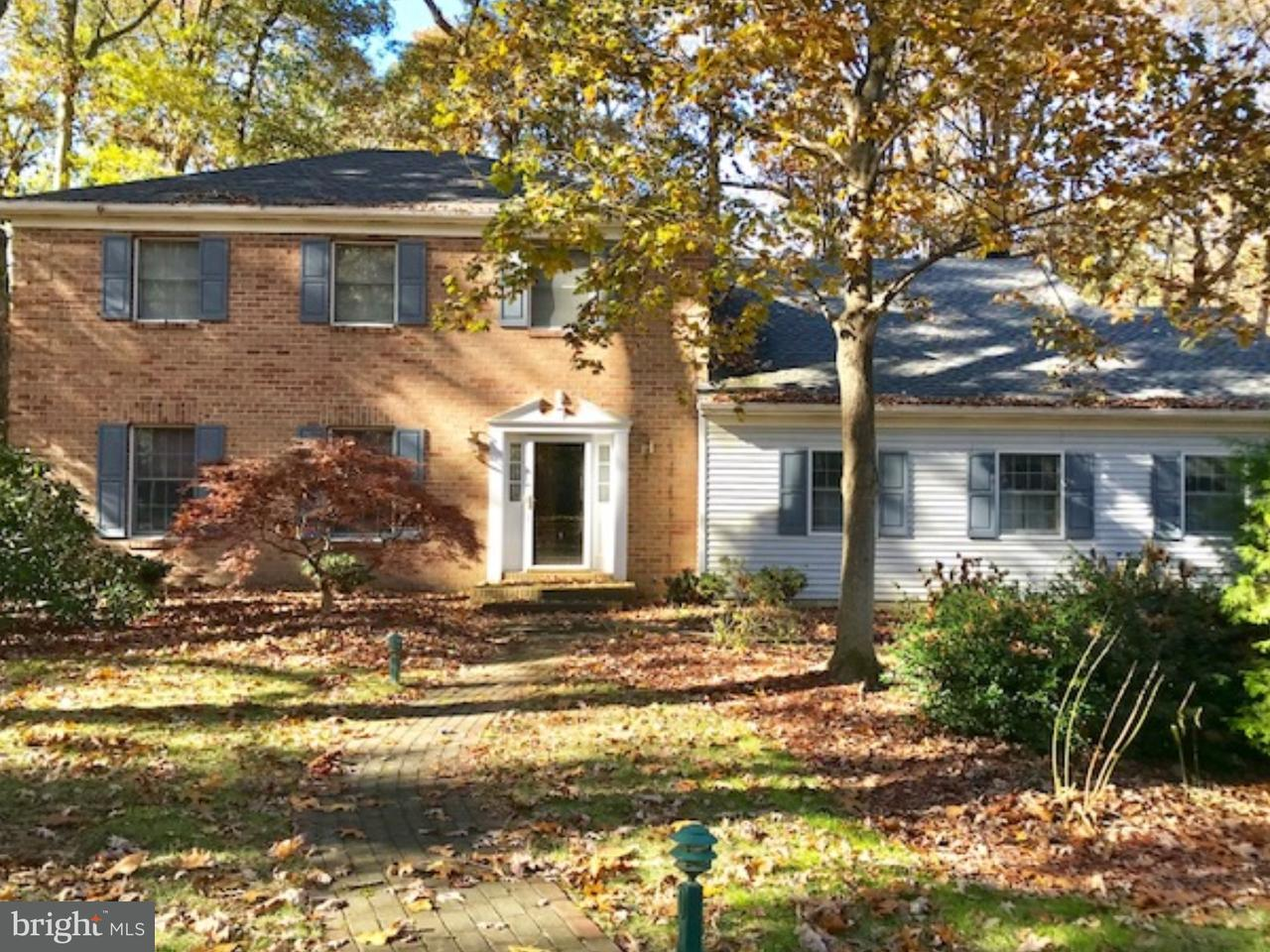 Single Family Home for Rent at 21 HOYLAKE Court Dover, Delaware 19904 United States