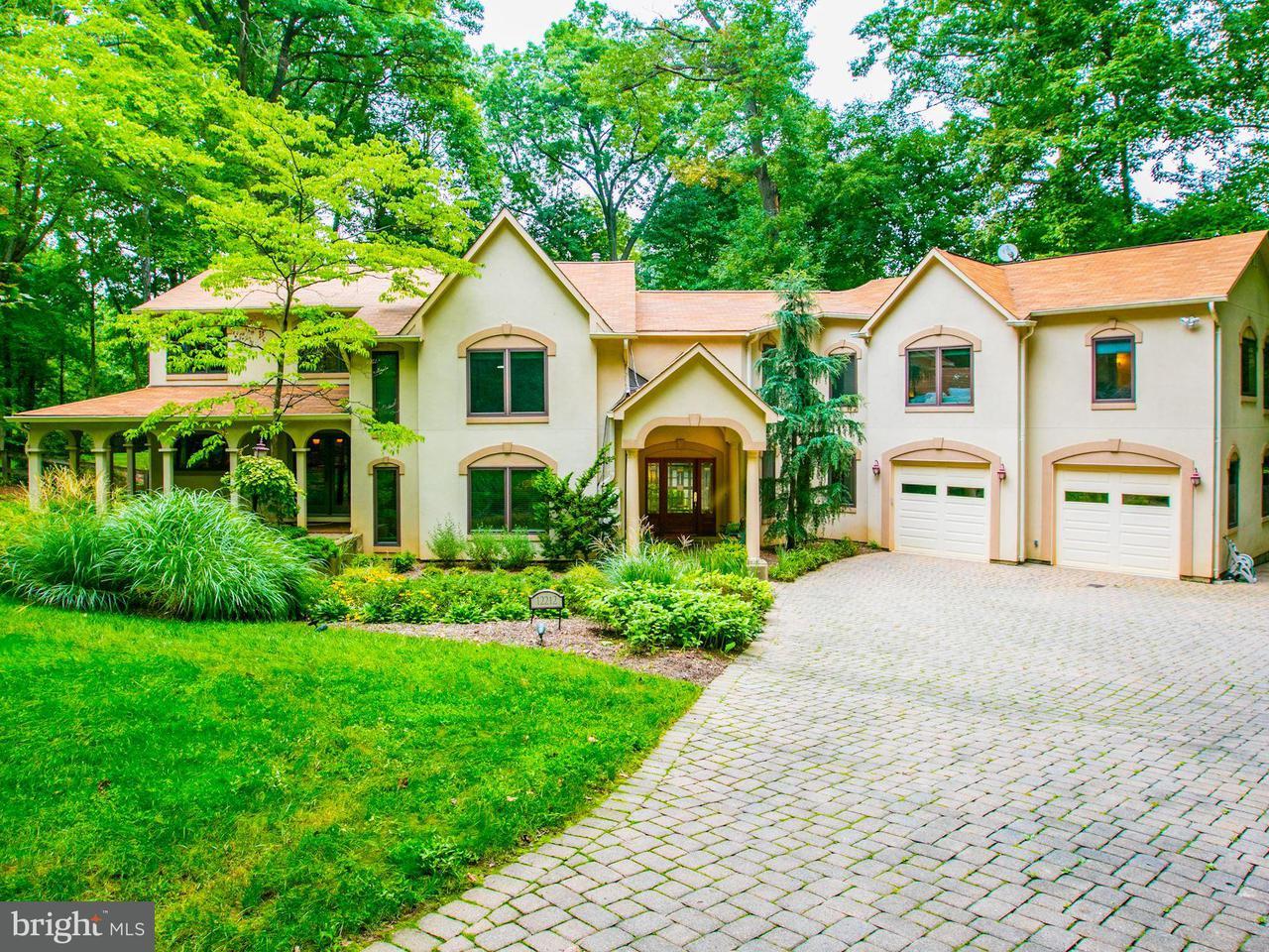 Maison unifamiliale pour l Vente à 12212 BENNETT Road 12212 BENNETT Road Herndon, Virginia 20171 États-Unis