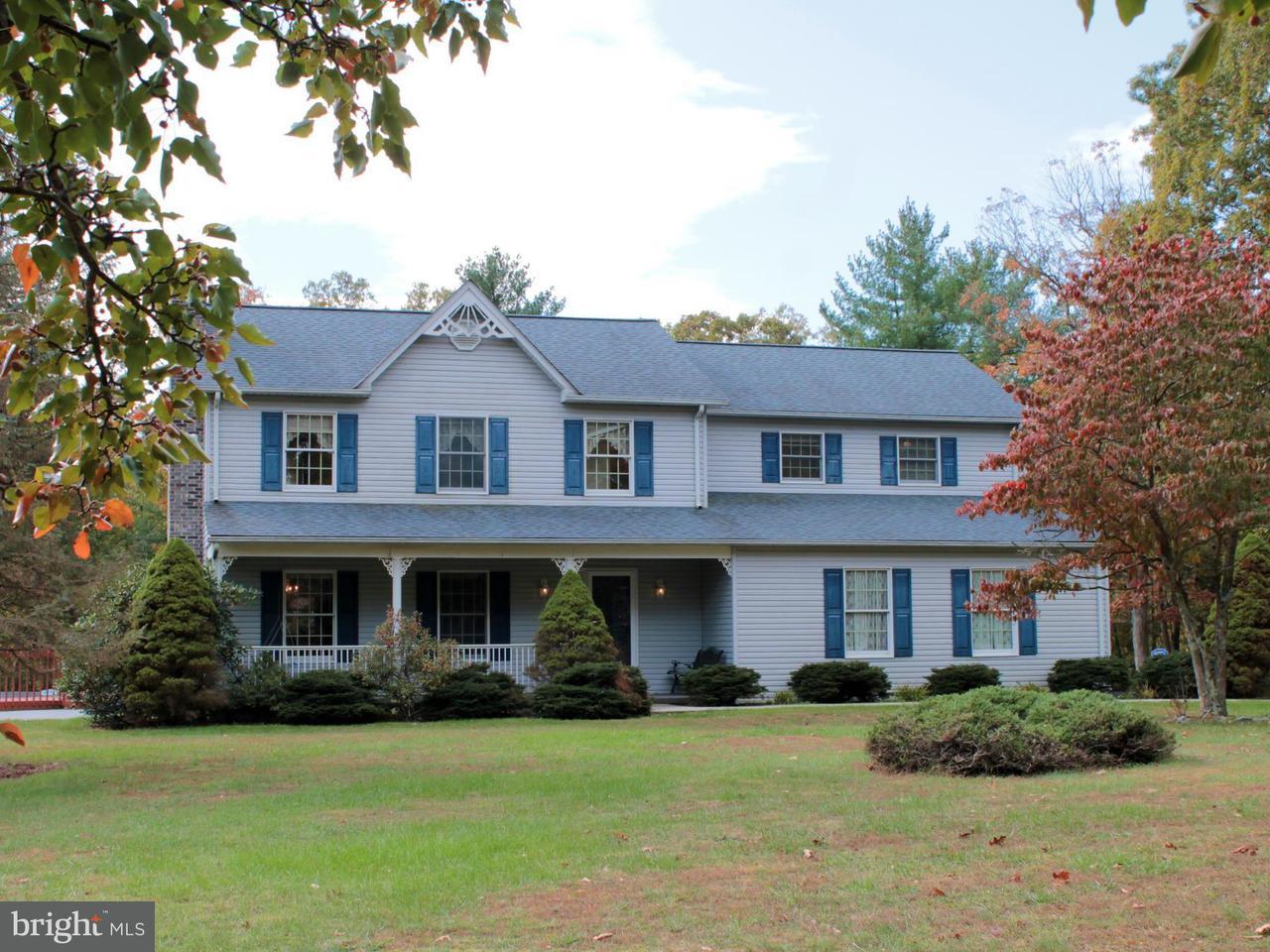 Частный односемейный дом для того Продажа на 6229 ROBINSON Road 6229 ROBINSON Road Hancock, Мэриленд 21750 Соединенные Штаты