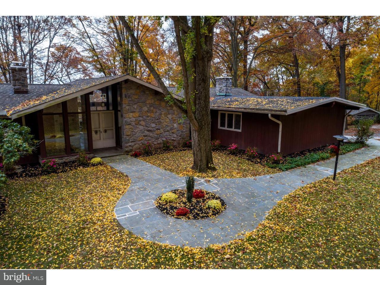 Casa Unifamiliar por un Venta en 534 WHITFORD HILLS Road Exton, Pennsylvania 19341 Estados Unidos