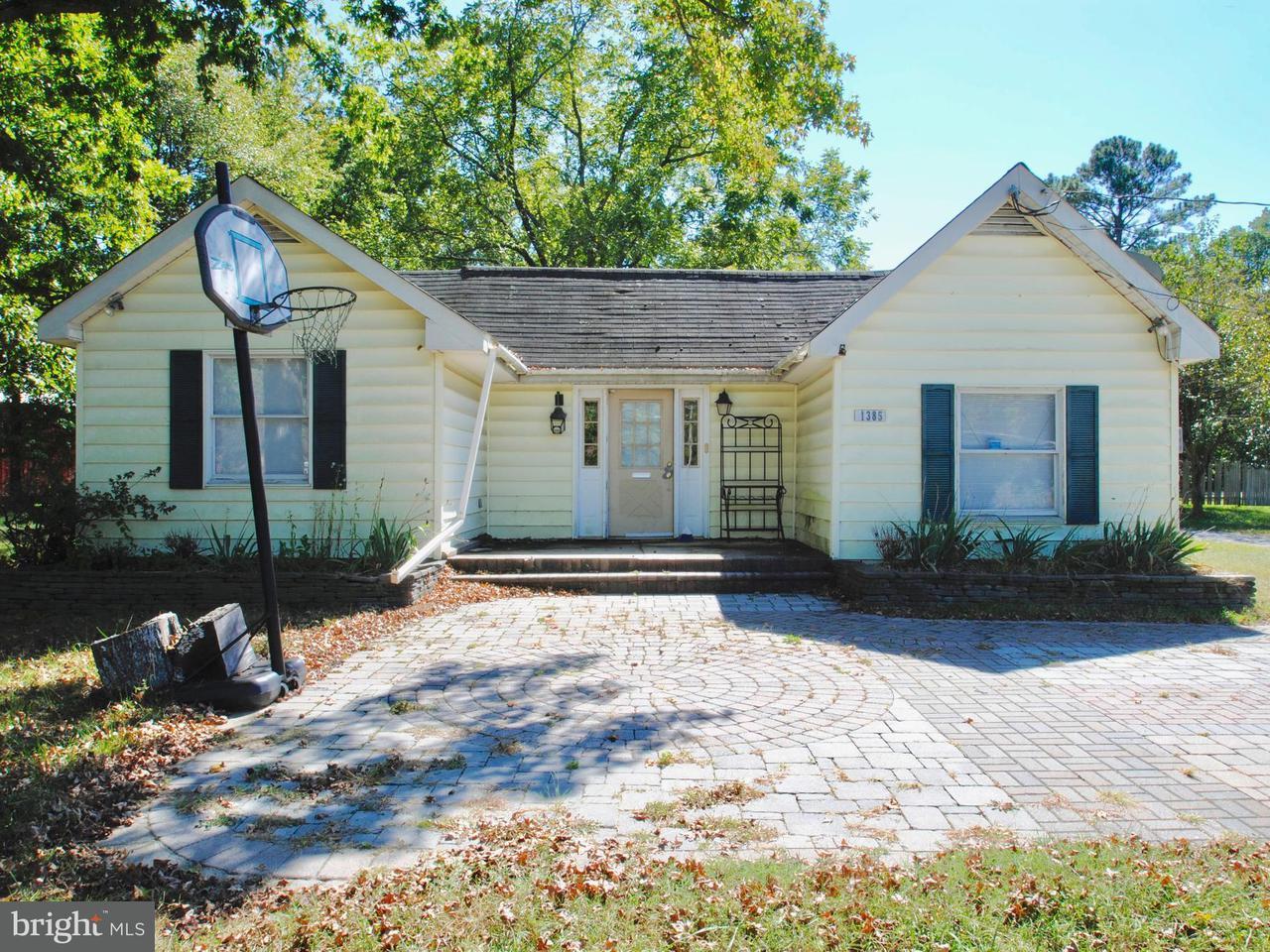Maison unifamiliale pour l Vente à 1387 DEFENSE HWY 1387 DEFENSE HWY Gambrills, Maryland 21054 États-Unis