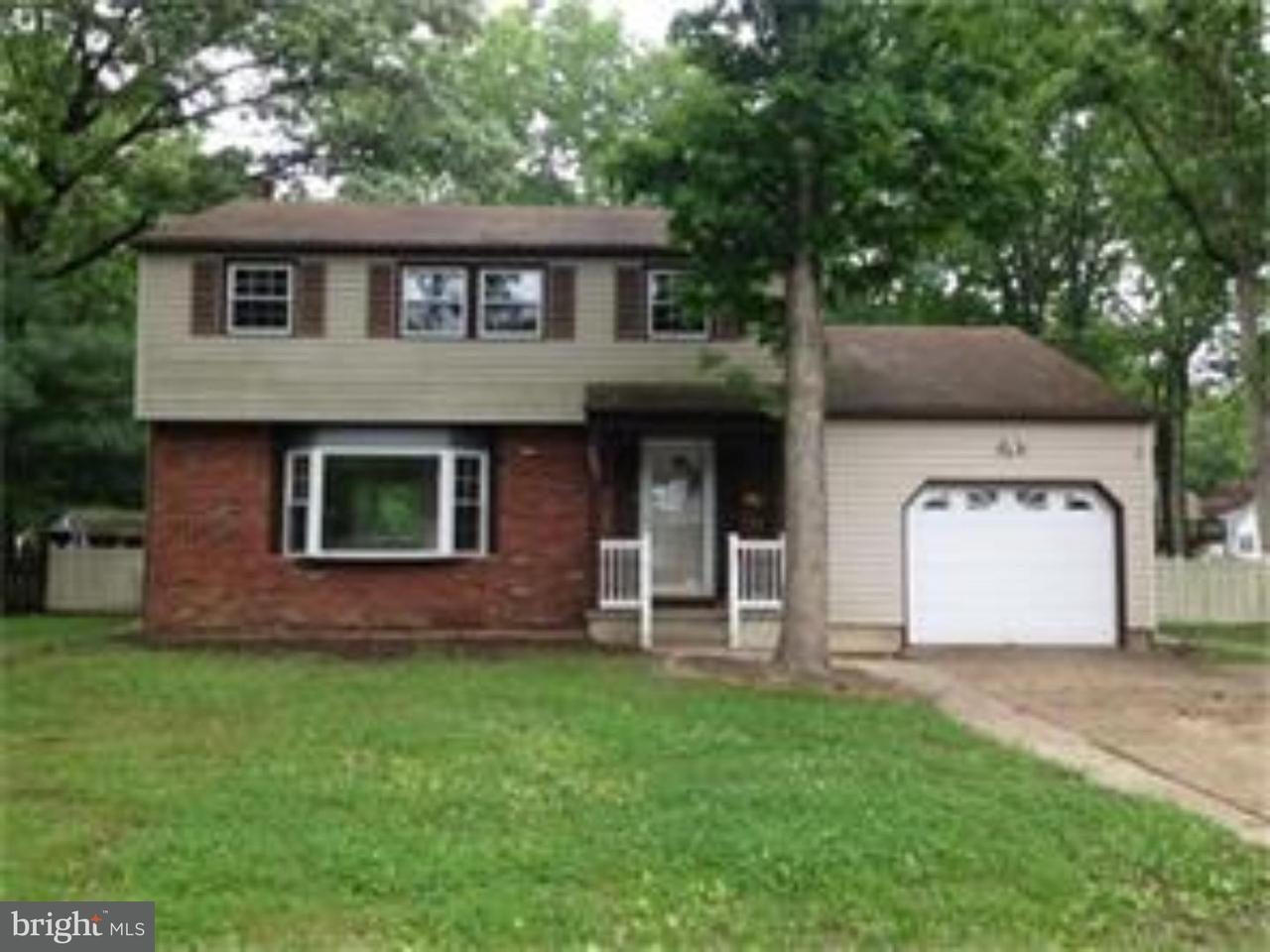 Single Family Home for Rent at 1621 RED OAK Road Monroe Township, New Jersey 08094 United StatesMunicipality: Monroe Township
