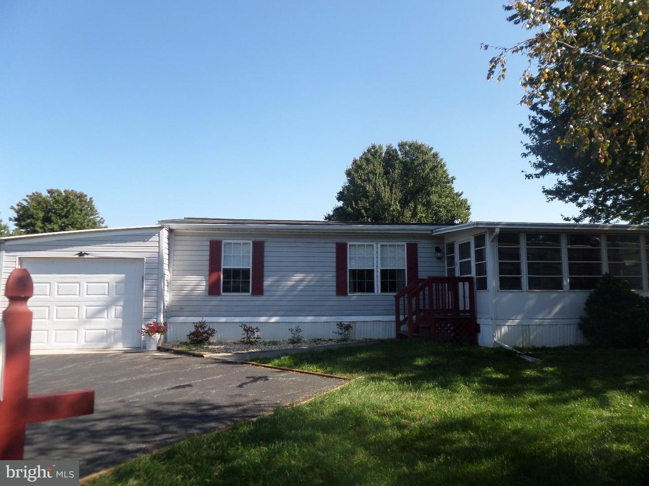 Mobile Homes for Sale at 13 JORDAN Drive Ronks, Pennsylvania 17572 United States