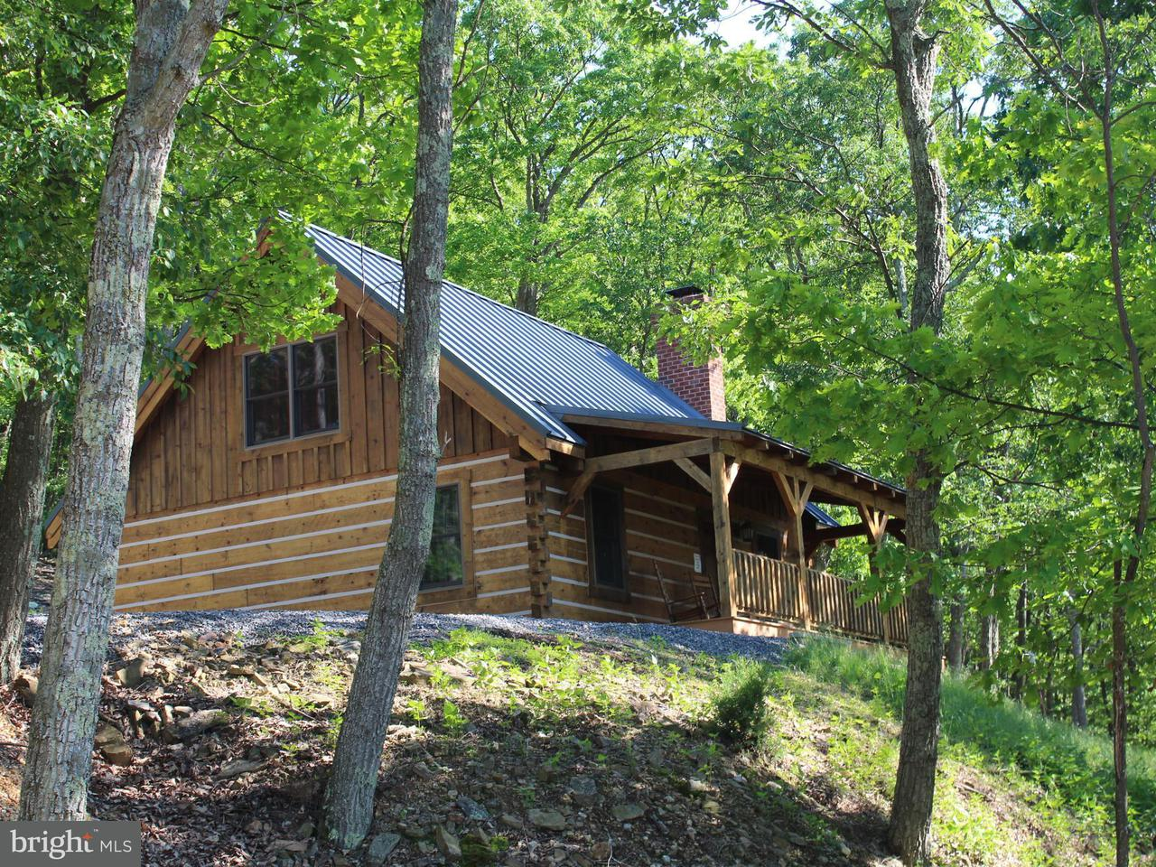 Single Family for Sale at 2045 Cove Creek Rd. Baker, West Virginia 26801 United States
