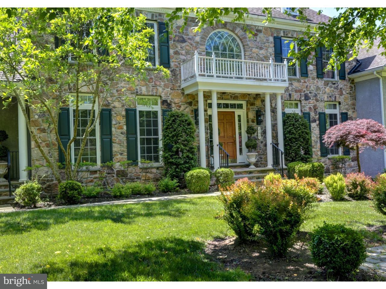 Maison unifamiliale pour l Vente à 260 VALLEY PARK Road Phoenixville, Pennsylvanie 19460 États-Unis