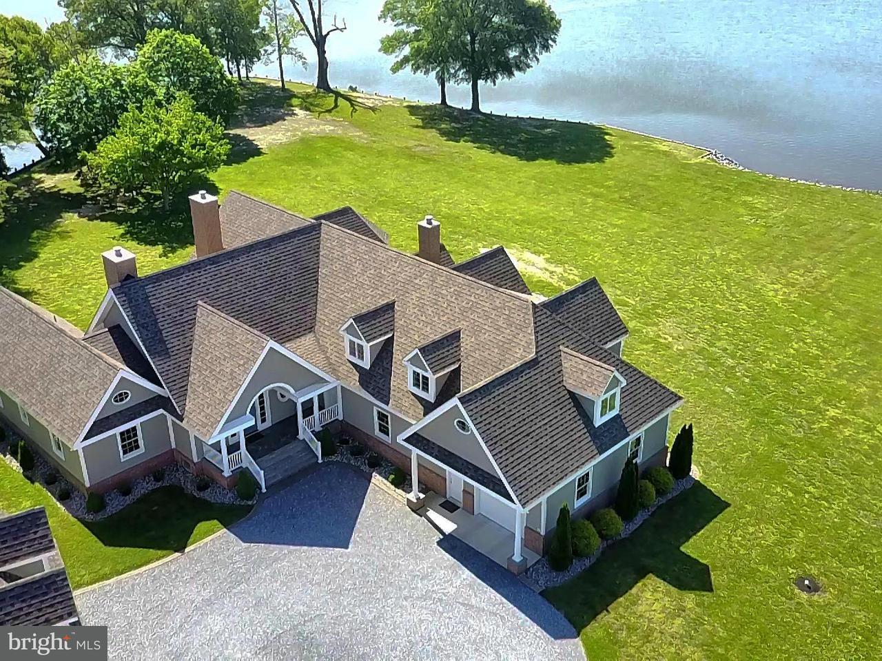 Casa Unifamiliar por un Venta en 141 RIVER RUN 141 RIVER RUN Queenstown, Maryland 21658 Estados Unidos