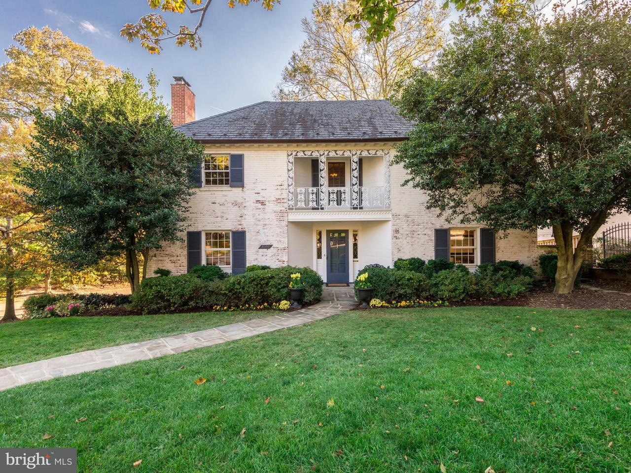 Single Family Home for Sale at 5100 WATSON ST NW 5100 WATSON ST NW Washington, District Of Columbia 20016 United States