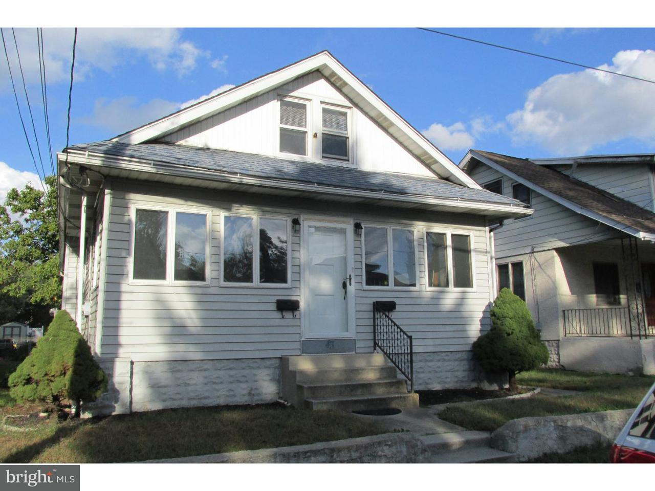 Townhouse for Rent at 43 WALNUT Street Westville, New Jersey 08093 United States