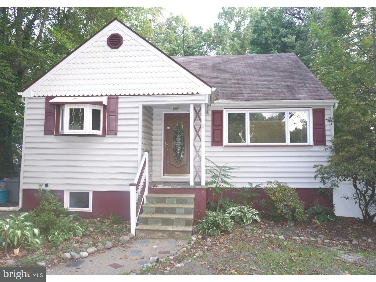 Single Family Home for Sale at 108 BELL Avenue Barrington, New Jersey 08007 United States
