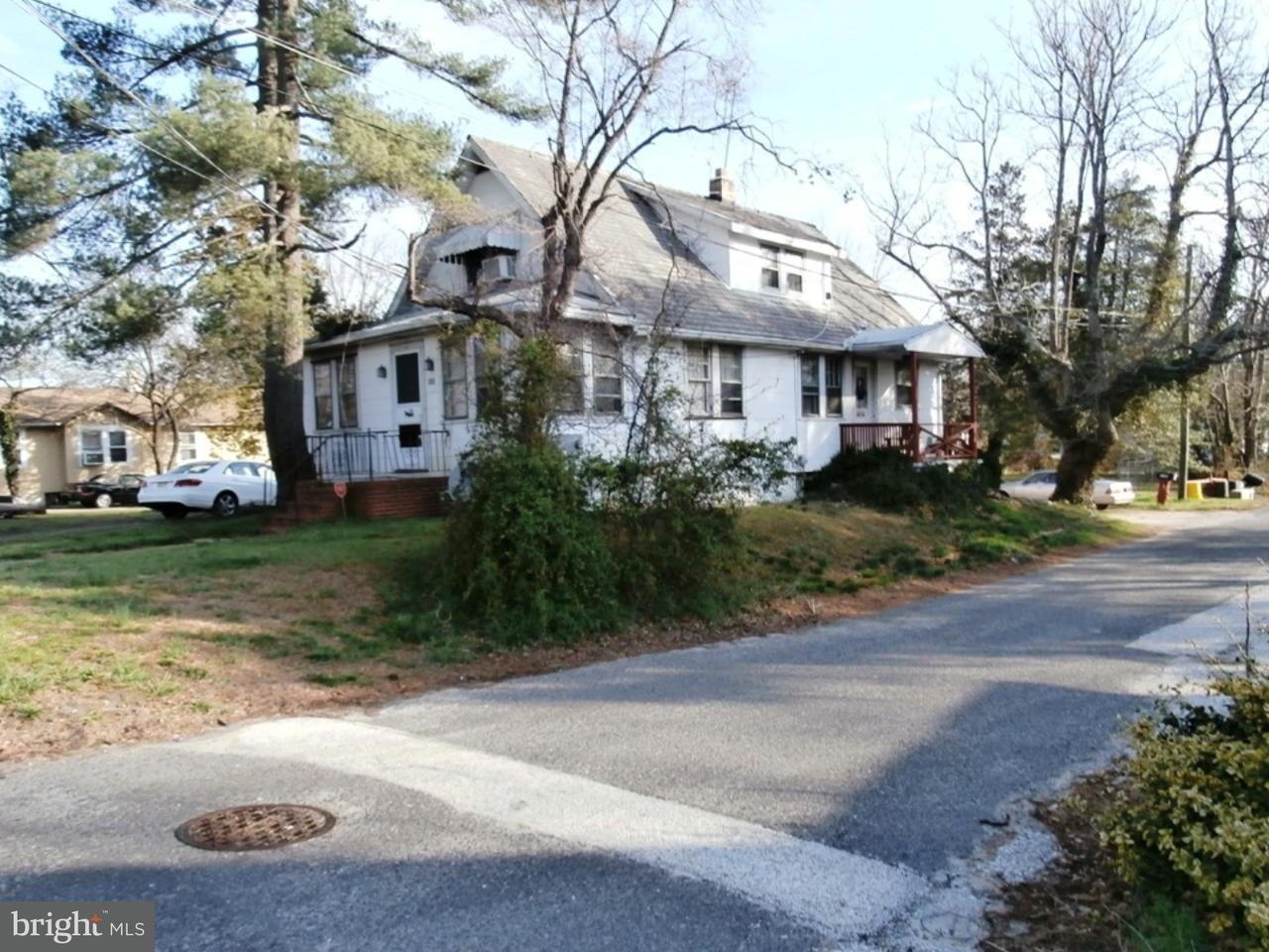 Enfamiljshus för Försäljning vid 522 WHITE HORSE PIKE Atco, New Jersey 08004 Usa