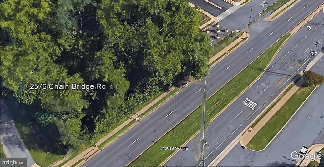 Οικόπεδο για την Πώληση στο 2576 Chain Bridge Road 2576 Chain Bridge Road Vienna, Βιρτζινια 22181 Ηνωμενεσ Πολιτειεσ