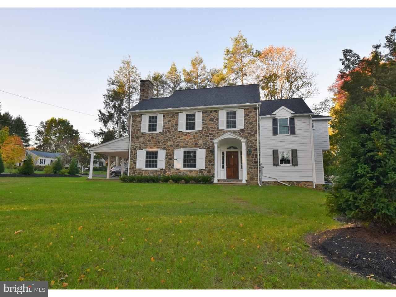 Single Family Home for Sale at 336 N VALLEY FORGE Road Devon, Pennsylvania 19333 United States