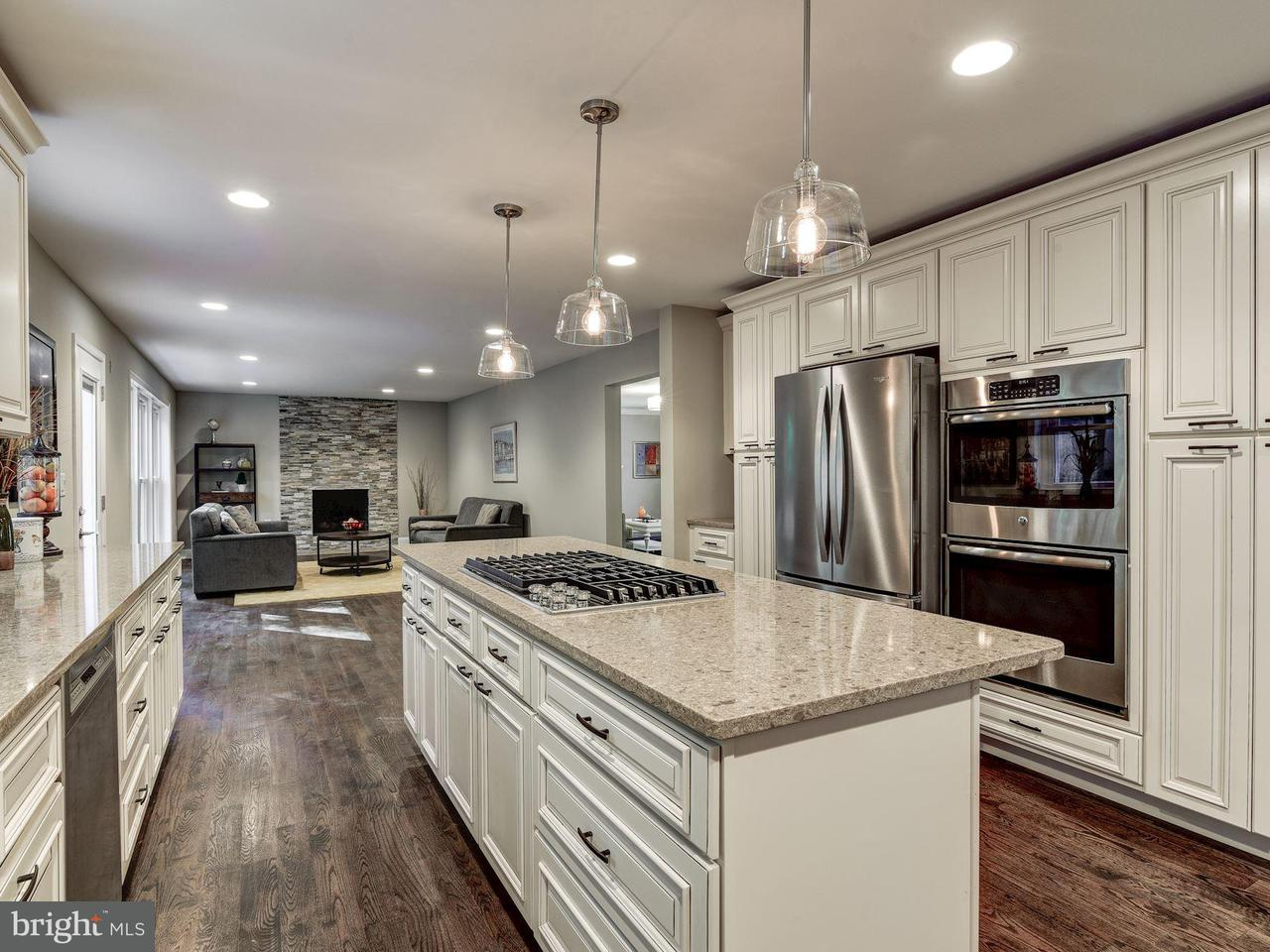 Single Family Home for Sale at 7713 HACKAMORE Drive 7713 HACKAMORE Drive Rockville, Maryland 20854 United States