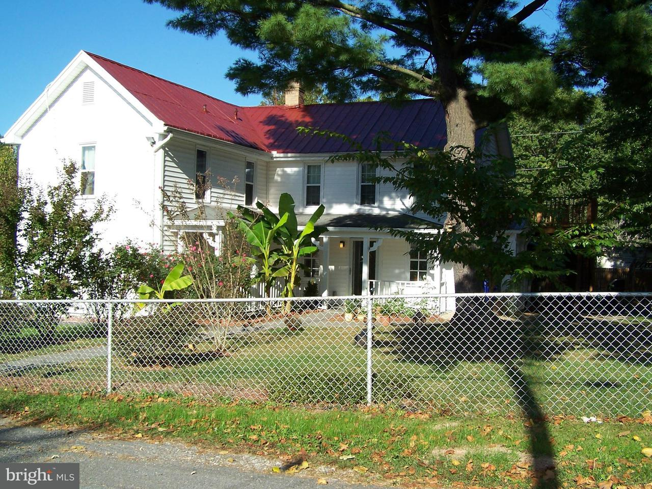 Single Family Home for Sale at 3720 Bell Road 3720 Bell Road Burtonsville, Maryland 20866 United States