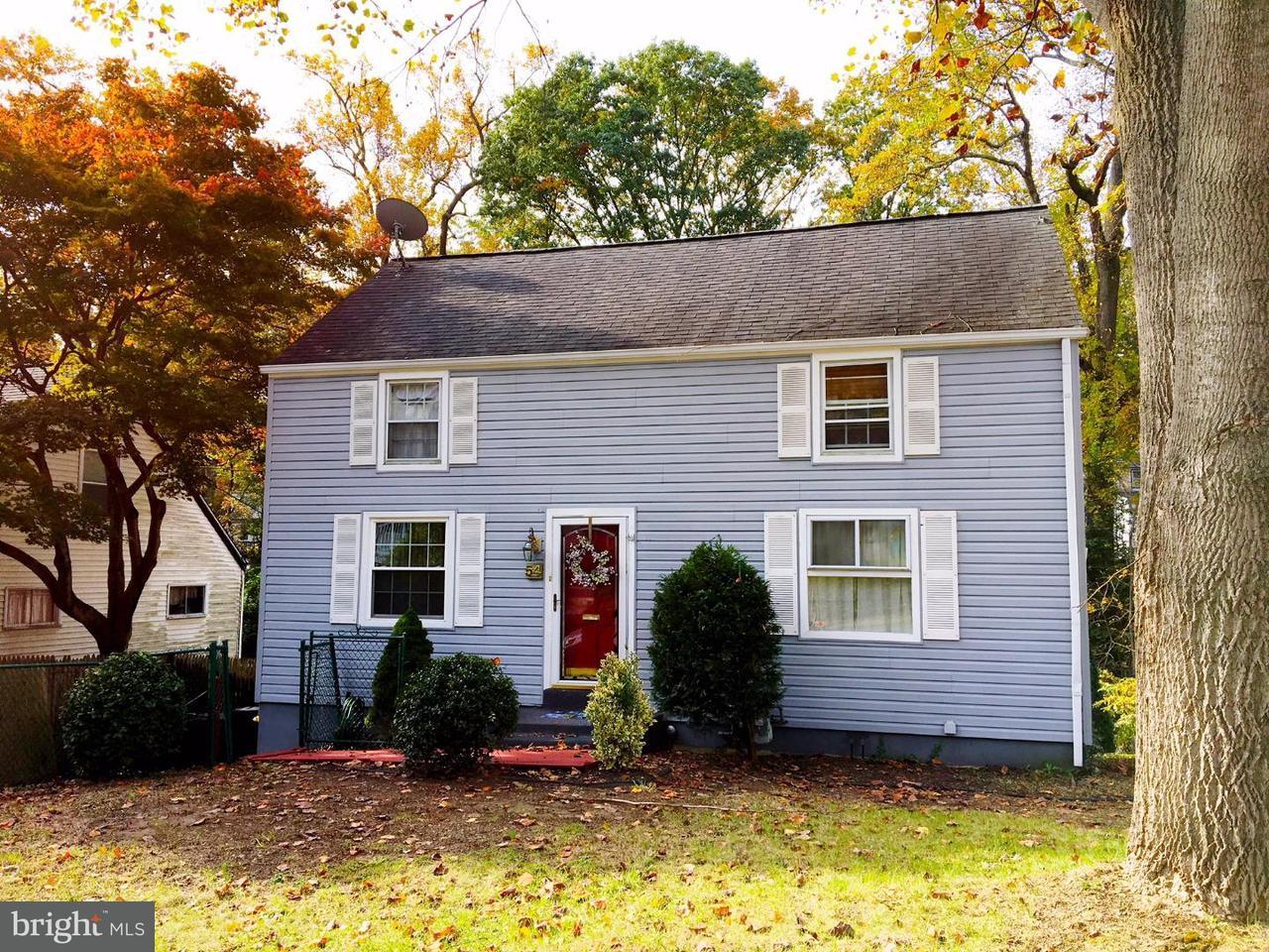 Частный односемейный дом для того Аренда на 54 EASTWOOD Road Berwyn, Пенсильвания 19312 Соединенные Штаты