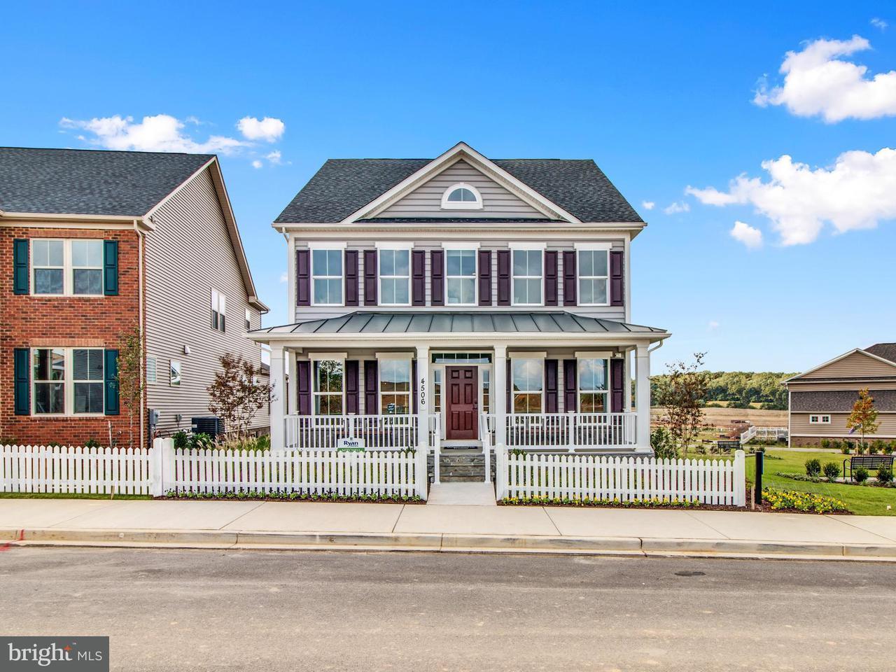단독 가정 주택 용 매매 에 4304 Arbor Road 4304 Arbor Road Burtonsville, 메릴랜드 20866 미국