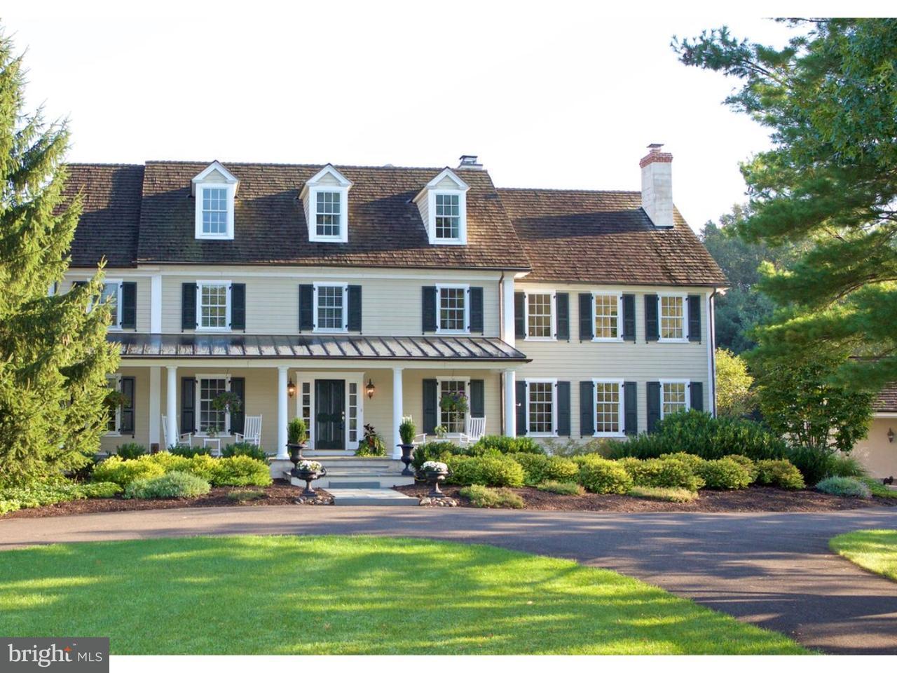 Single Family Home for Sale at 3929 THISAL Lane Buckingham, Pennsylvania 18902 United States