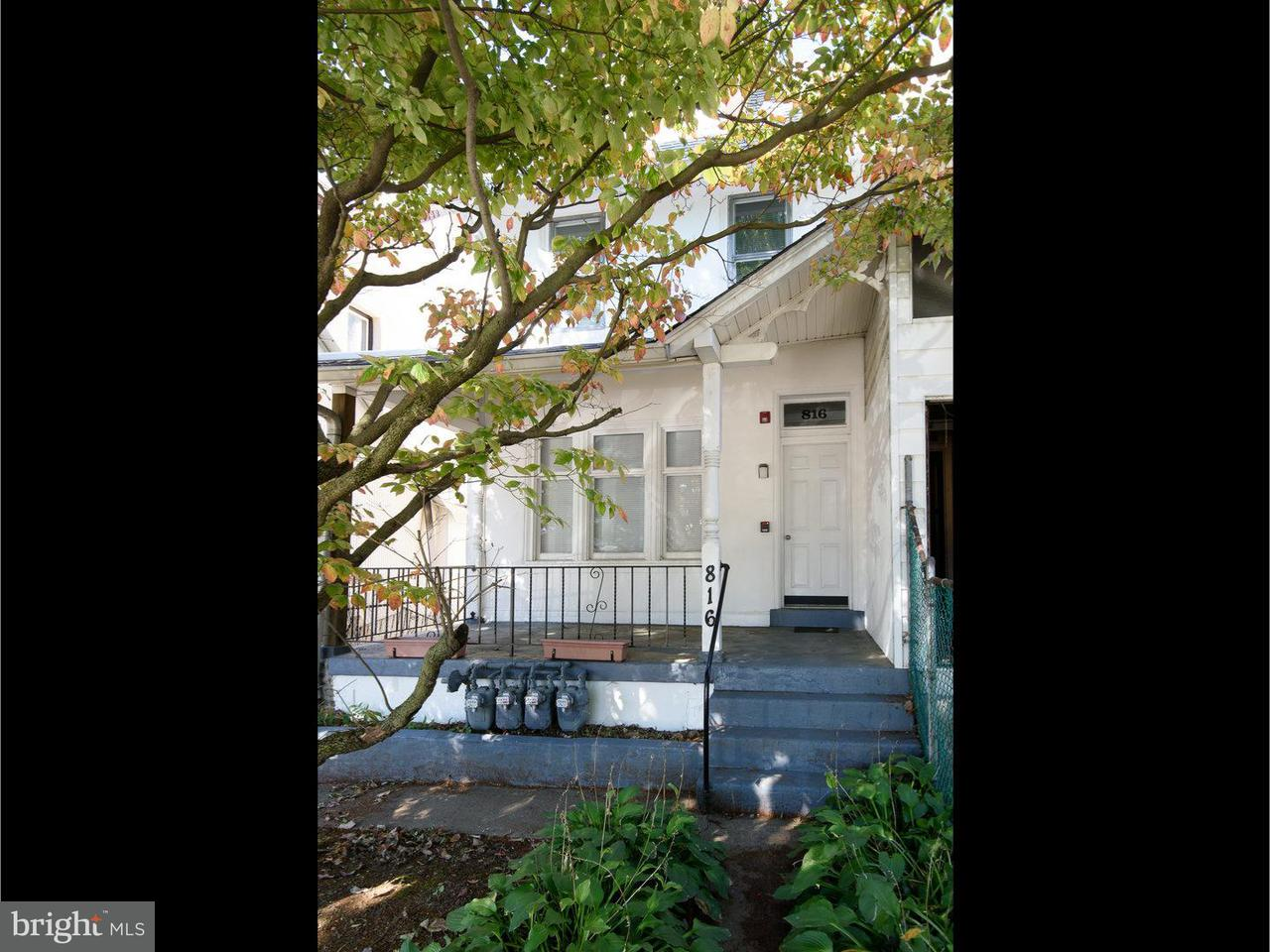 Townhouse for Rent at 816 FAYETTE ST #3 Conshohocken, Pennsylvania 19428 United States