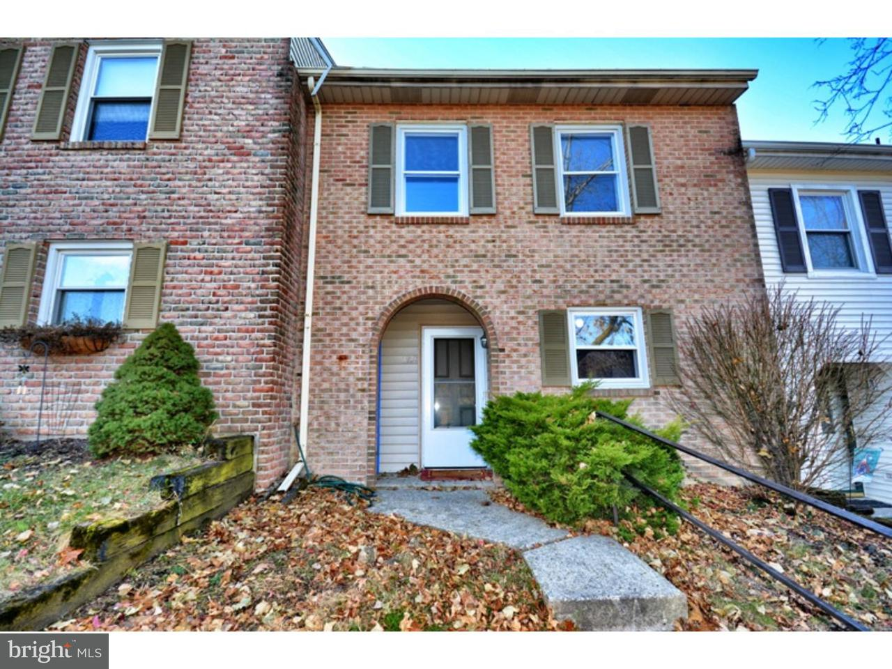 Townhouse for Sale at 1928 CRICKLEWOOD CV Fogelsville, Pennsylvania 18051 United States