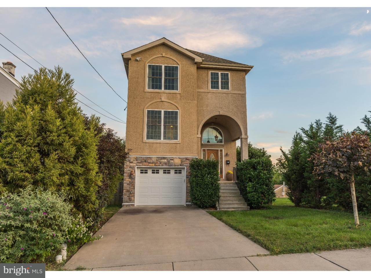 Single Family Home for Sale at 406 JEFFERSON Street Bridgeport, Pennsylvania 19405 United States