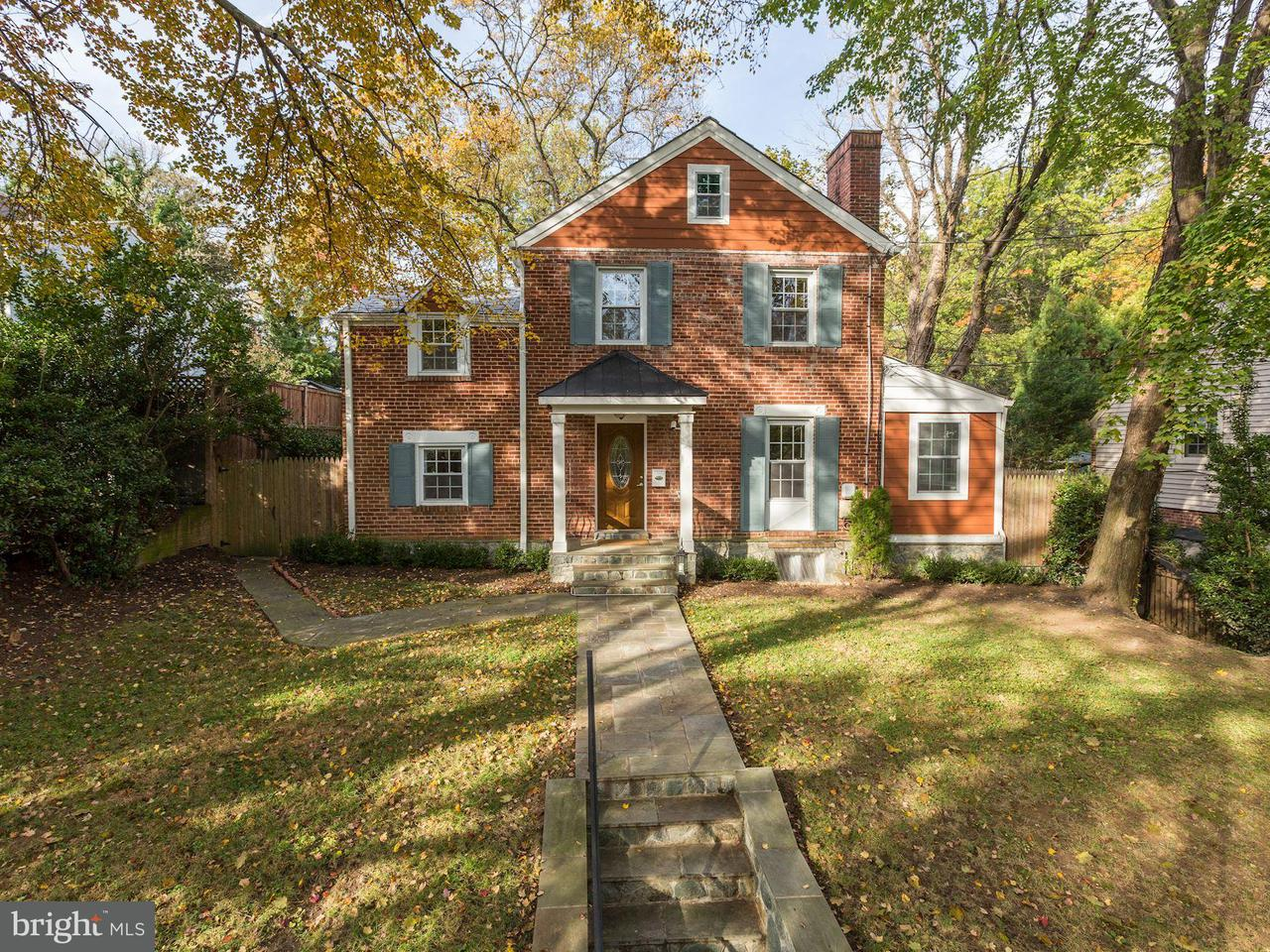 Other Residential for Rent at 8512 Lynwood Pl Chevy Chase, Maryland 20815 United States
