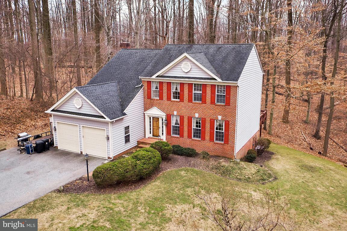 Частный односемейный дом для того Продажа на 33 MANOR SPRINGS Court 33 MANOR SPRINGS Court Glen Arm, Мэриленд 21057 Соединенные Штаты