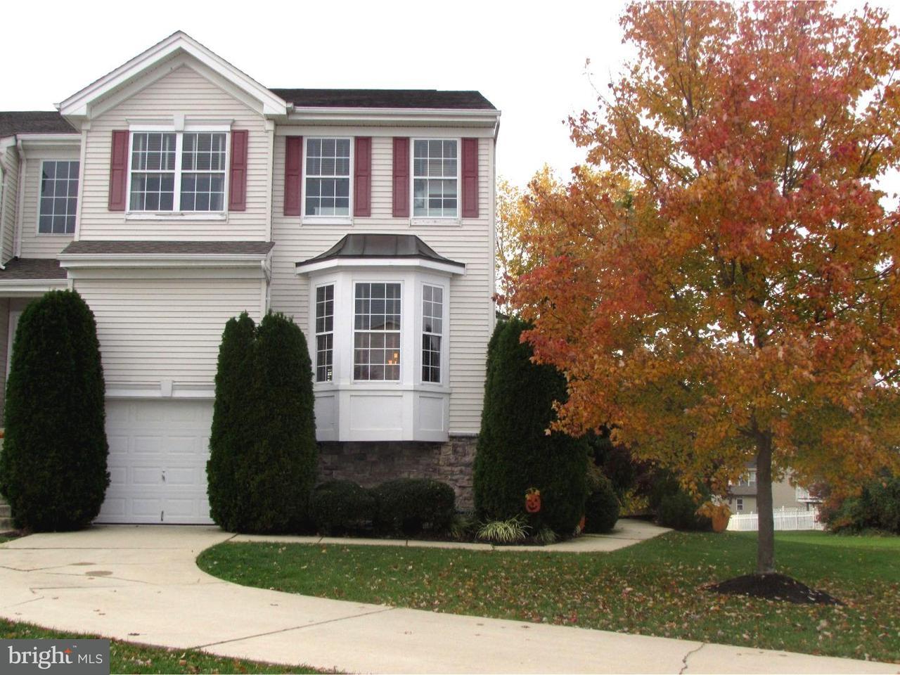 Casa unifamiliar adosada (Townhouse) por un Venta en 1101 BUCKINGHAM Drive Thorofare, Nueva Jersey 08086 Estados Unidos