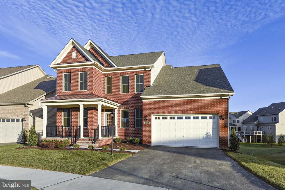 独户住宅 为 销售 在 4389 SHAMROCK Drive 4389 SHAMROCK Drive Monrovia, 马里兰州 21770 美国