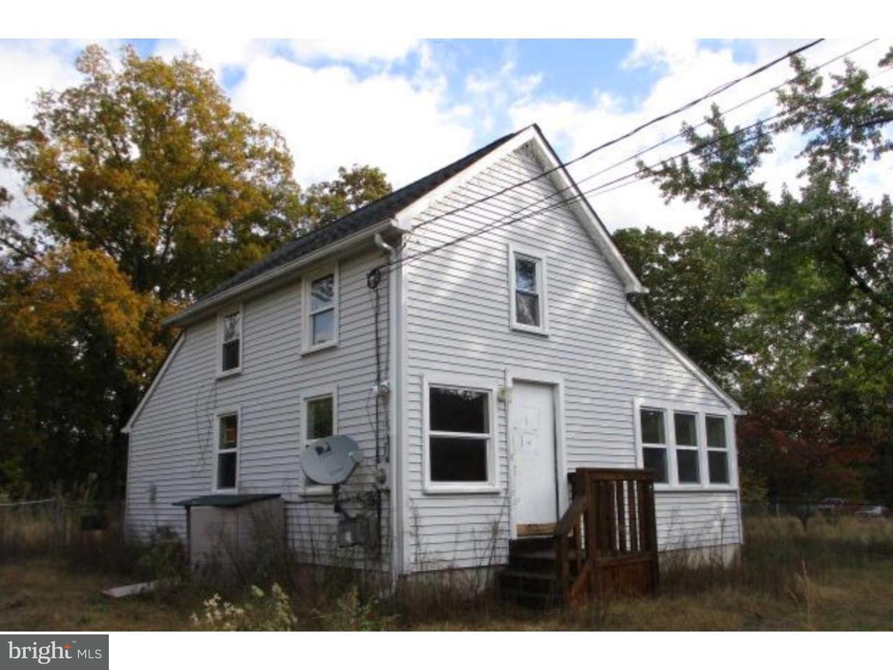 Частный односемейный дом для того Продажа на 236 JACKSON Road Waterford Township, Нью-Джерси 08009 Соединенные Штаты