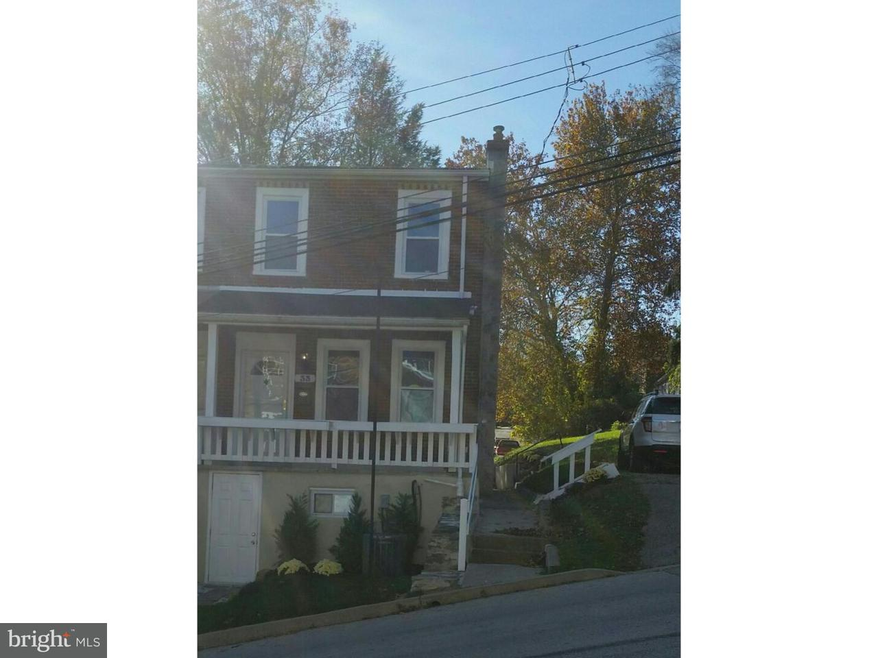Townhouse for Sale at 33 DEHAVEN Avenue West Conshohocken, Pennsylvania 19428 United States
