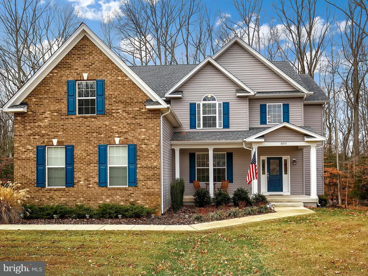 一戸建て のために 売買 アット 6015 Crayfish Court 6015 Crayfish Court Bryantown, メリーランド 20617 アメリカ合衆国
