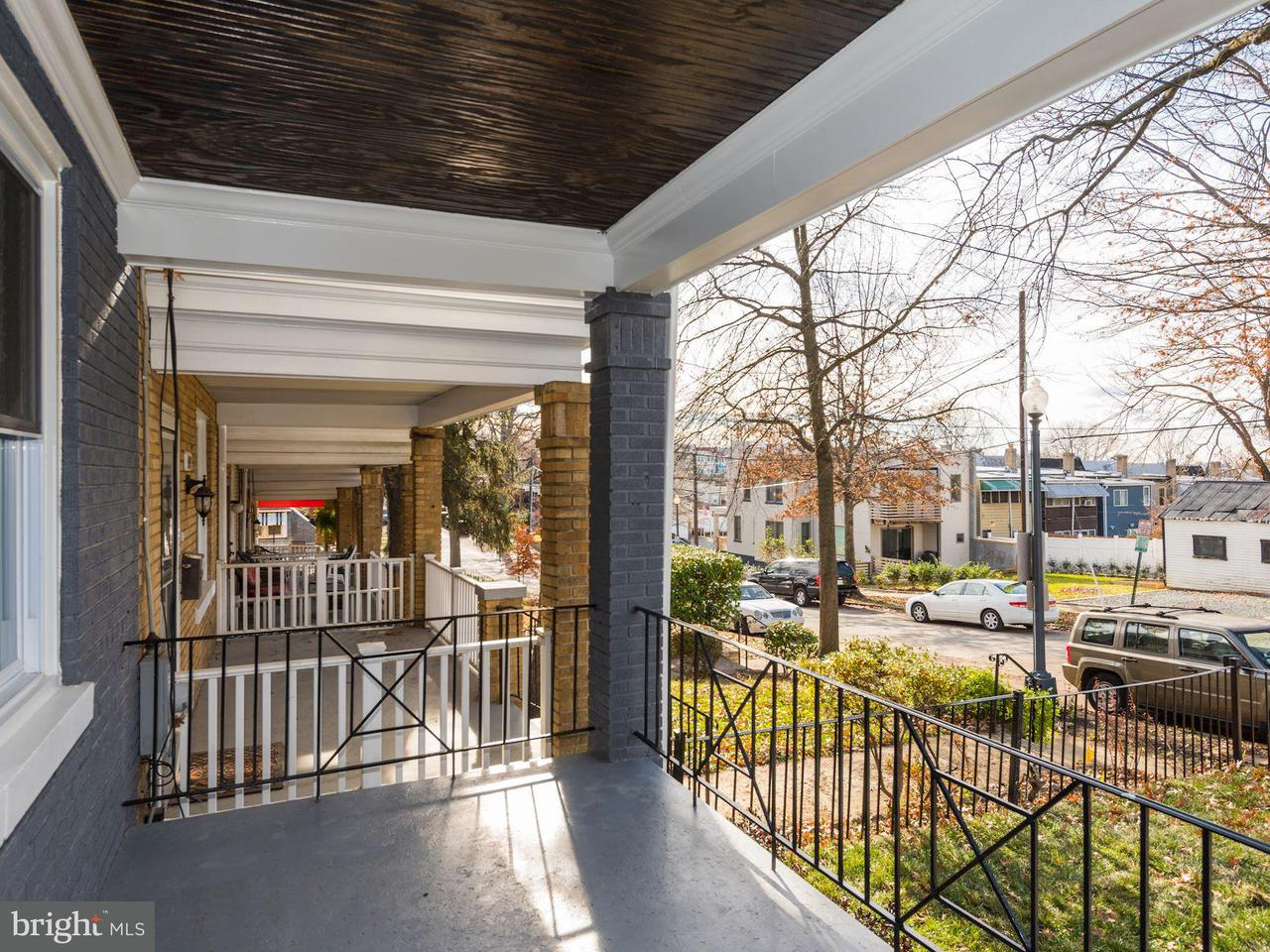 Townhouse for Sale at 4419 3RD ST NW 4419 3RD ST NW Washington, District Of Columbia 20011 United States