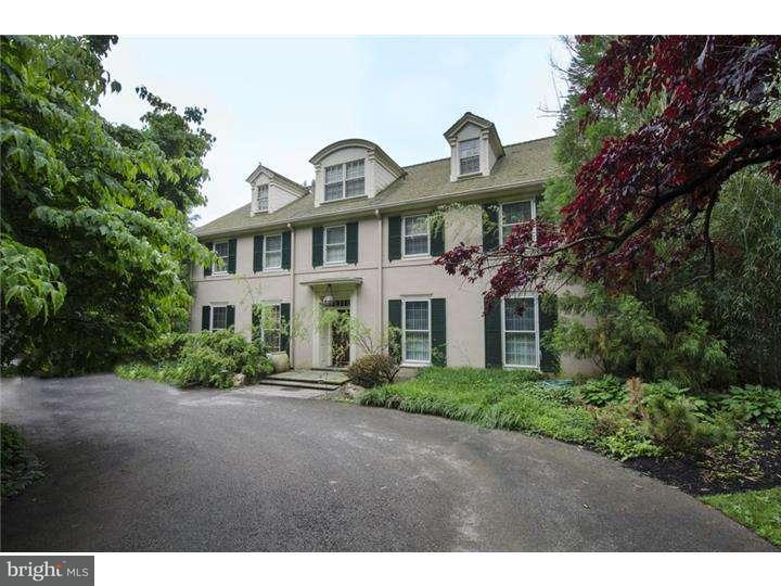 Single Family Home for Sale at 23 COLLEGE Avenue Haverford, Pennsylvania 19041 United States