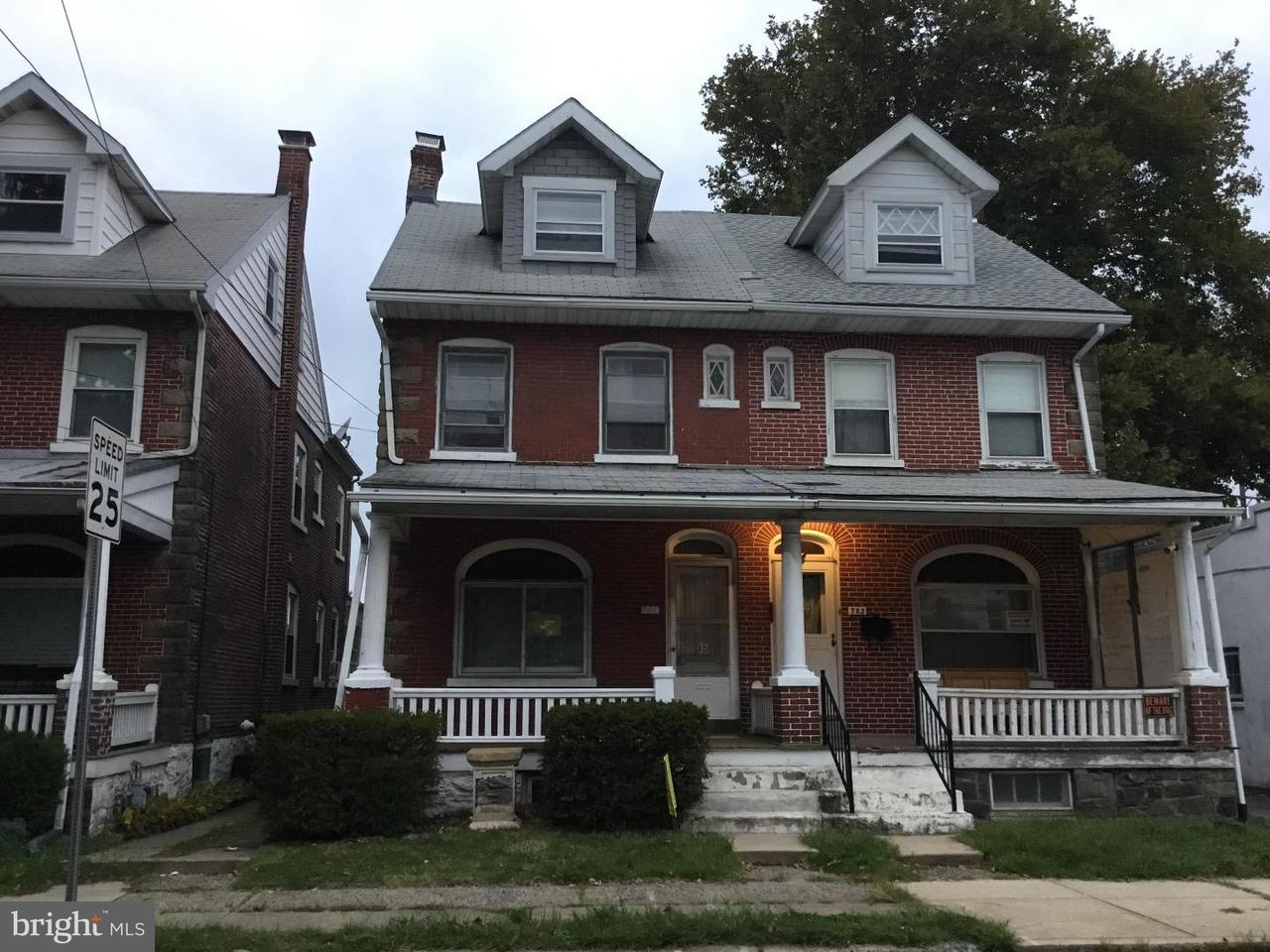 Townhouse for Rent at 781 N CHARLOTTE Street Pottstown, Pennsylvania 19464 United States