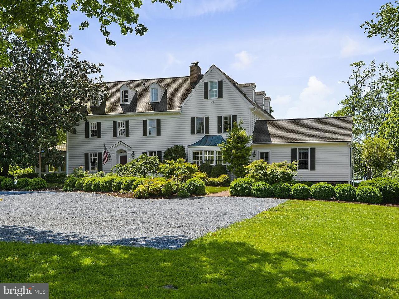 Single Family Home for Sale at 27134 ENNISKILLEN Road 27134 ENNISKILLEN Road Easton, Maryland 21601 United States