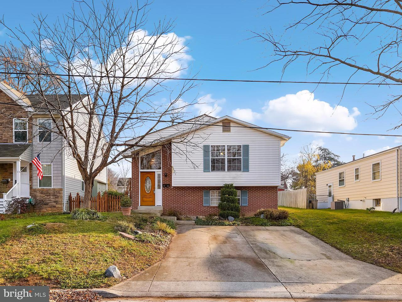 Single Family for Sale at 8501 60th Ave Berwyn Heights, Maryland 20740 United States