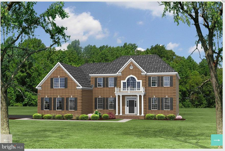 Maison unifamiliale pour l Vente à 8101 BLUE TICK HOUND WAY 8101 BLUE TICK HOUND WAY Port Tobacco, Maryland 20677 États-Unis