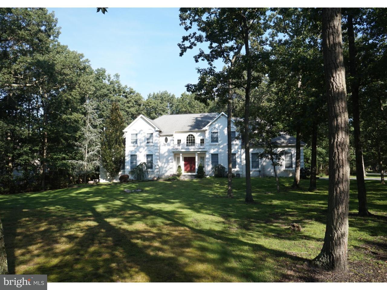 Maison unifamiliale pour l Vente à 46 CONSTITUTION Drive Southampton, New Jersey 08088 États-Unis