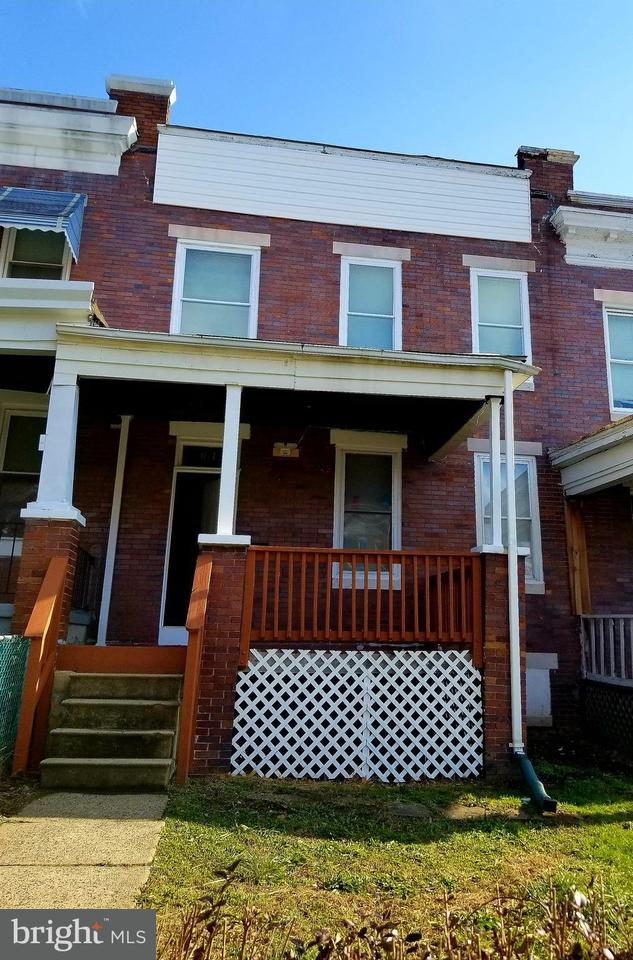Other Residential for Rent at 611 Edgewood St Baltimore, Maryland 21229 United States