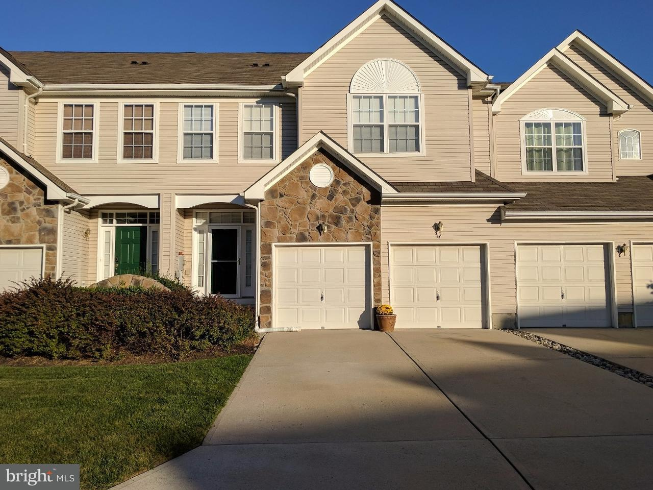 Townhouse for Sale at 57 CYPRESS POINT Road Westampton, New Jersey 08060 United States