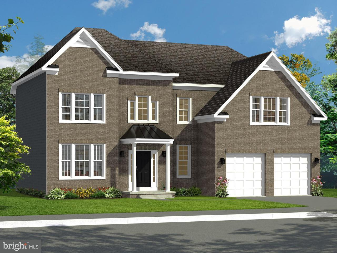 Single Family for Sale at 0 Byron St #oakdale 2 Plan Gerrardstown, West Virginia 25420 United States