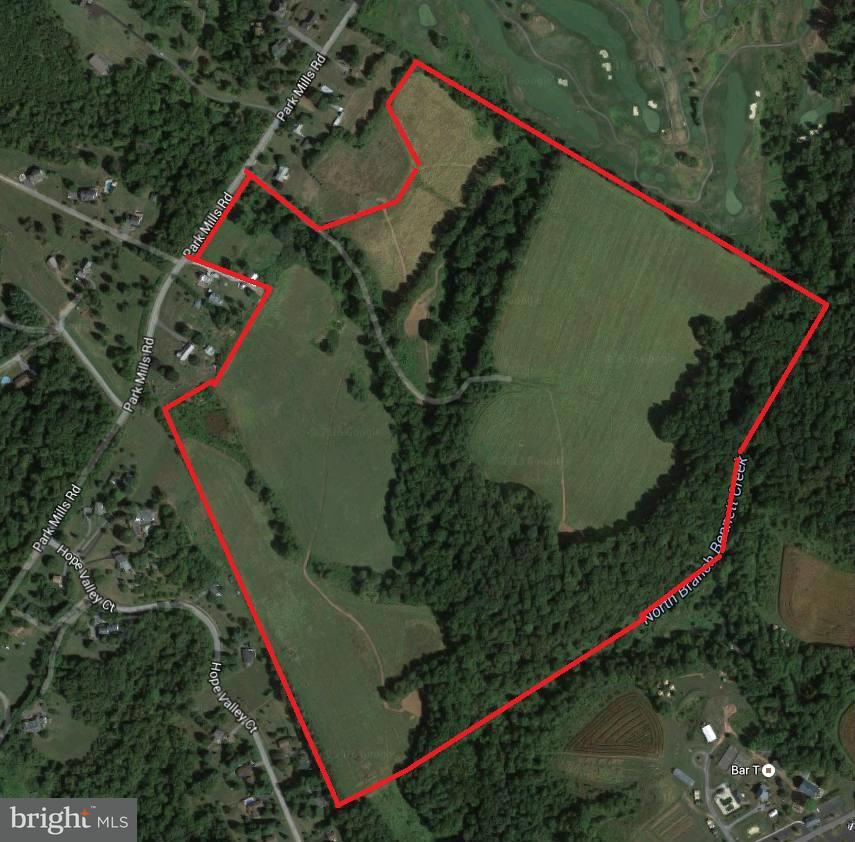 土地 为 销售 在 PARK MILLS Road PARK MILLS Road Adamstown, 马里兰州 21710 美国