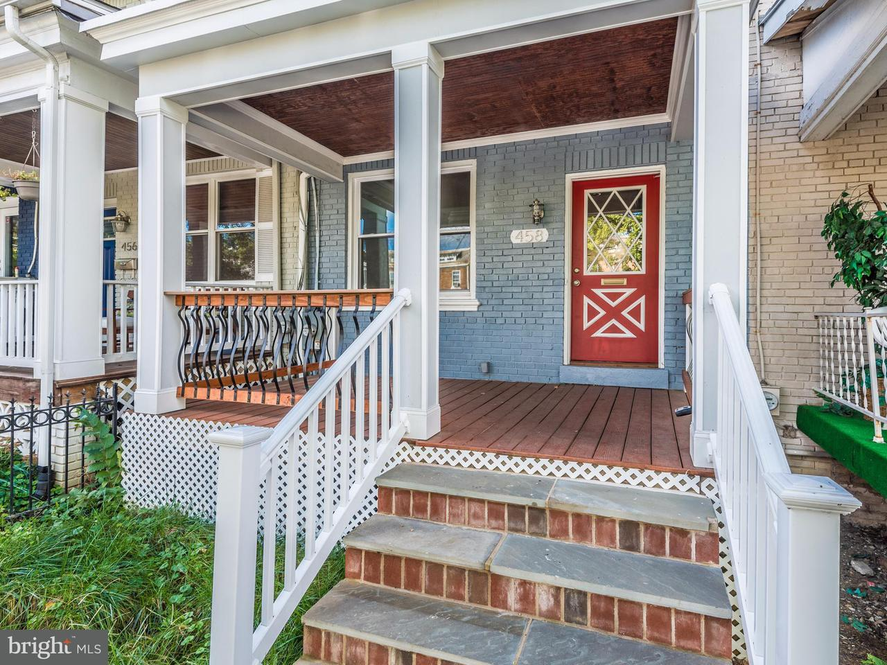 Additional photo for property listing at 458 Delafield Pl NW  Washington, District Of Columbia 20011 United States