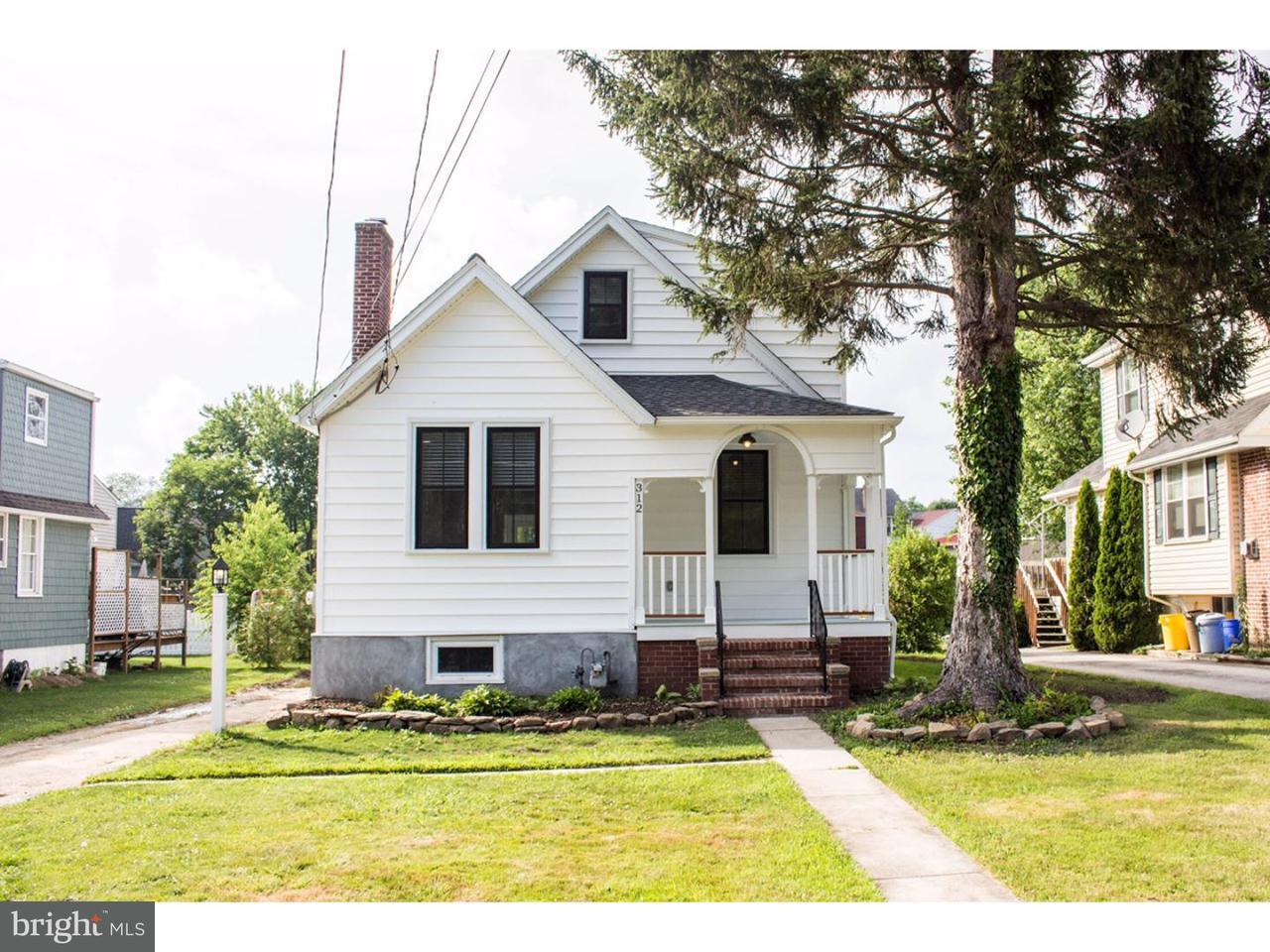 Maison unifamiliale pour l à louer à 312 S DEVON Avenue Wayne, Pennsylvanie 19087 États-Unis