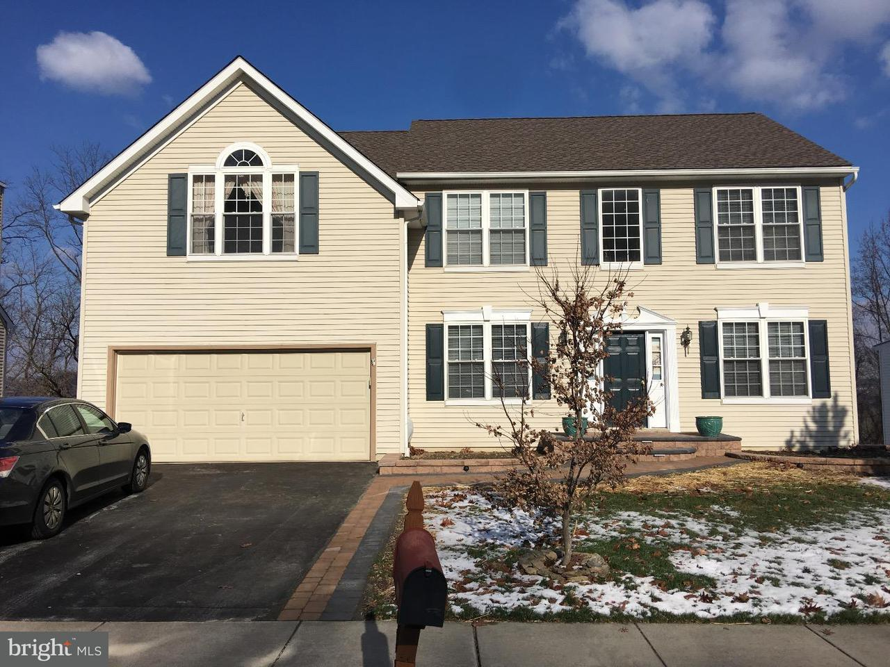 Single Family Home for Rent at 817 WINDRIDGE Lane Downingtown, Pennsylvania 19335 United States