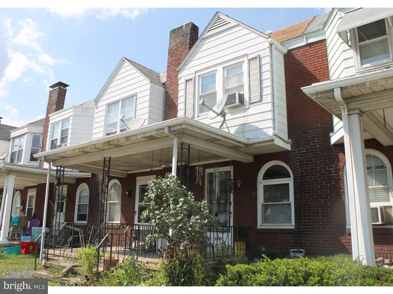 Townhouse for Sale at 2553 PERKIOMEN Avenue Mount Penn, Pennsylvania 19606 United States